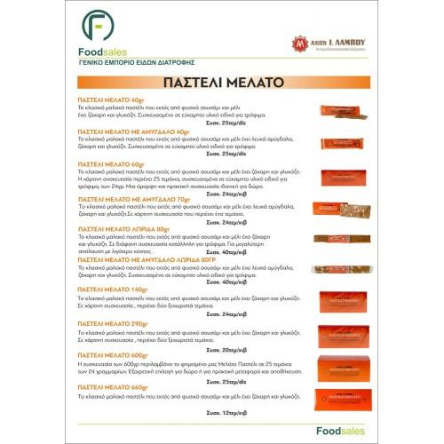 Παστέλι Μελάτο - Αφοι Λάμπου ΑΕ